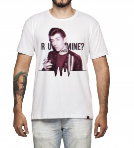 Camiseta Masculina - Arctic Monkeys