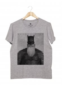 Camiseta Masculina - Batman Bearded