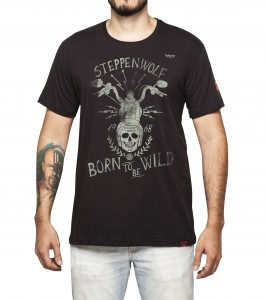 Camiseta Masculina - Born To Be Wild - Steppenwolf
