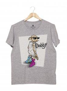Camiseta Masculina - Dobby Is a Free Elf