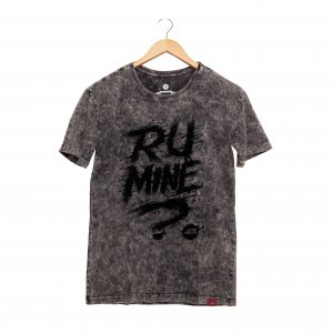 Camiseta Masculina Estonada SKY - Arctic Monkeys R.U Mine