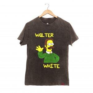 Camiseta Masculina Estonada - Ned White