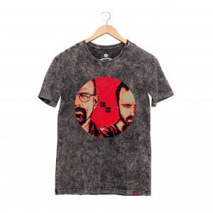 Camiseta Masculina Estonada SKY - Breaking Bad