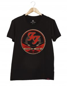 Camiseta Masculina - Foo Fighters