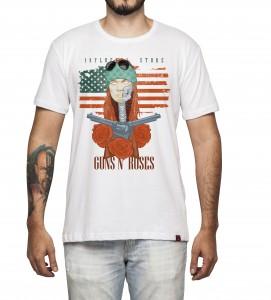 Camiseta Masculina - Guns N Roses