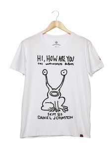 Camiseta Masculina - Hi, How Are You