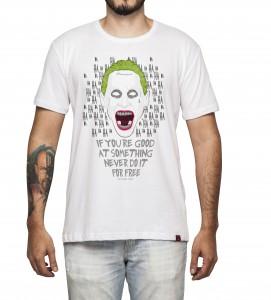 Camiseta Masculina - Joker