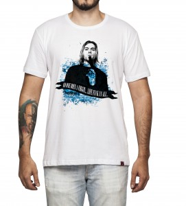 Camiseta Masculina - Kurt Cobain