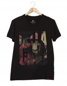 Camiseta Masculina - La Casa de Papel