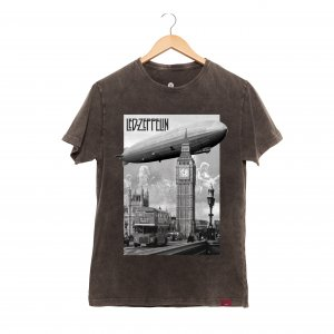 Camiseta Masculina - Led Zeppelin