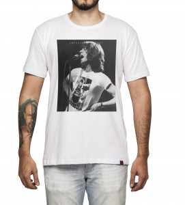 Camiseta Masculina - Mick Jagger and Keith Richards