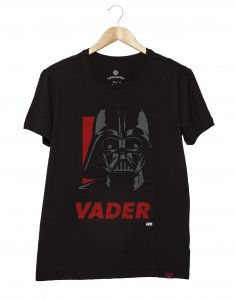 Camiseta Masculina - New Darth Vader