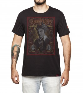 Camiseta Masculina - New Harry Potter