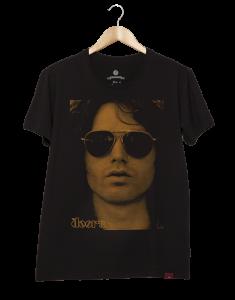 Camiseta Masculina - New The Doors