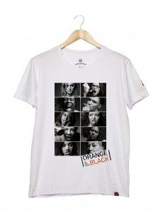 Camiseta Masculina - Orange Is The New Black