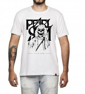 Camiseta Masculina - Pearl Jam