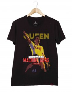 Camiseta Masculina - Queen - Another One Bites The Dust
