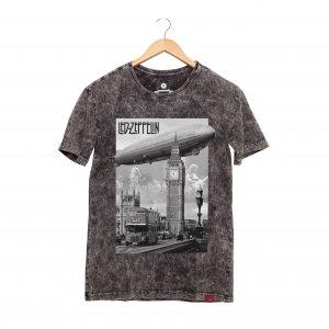 Camiseta Masculina SKY - Led Zeppelin