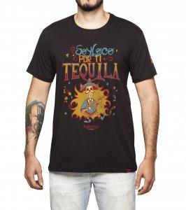 Camiseta Masculina - Soy Loco Por Ti Tequila