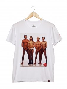 Camiseta Masculina - Peppers Nudes