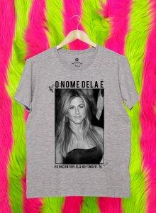 Camiseta Masculina / Unissex - O nome dela é Jennifer
