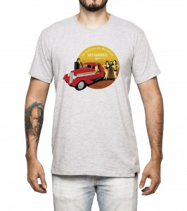 Camiseta Masculina - ZZ TOP