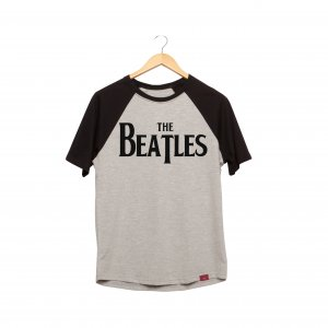 Camiseta Raglan - The Beatles
