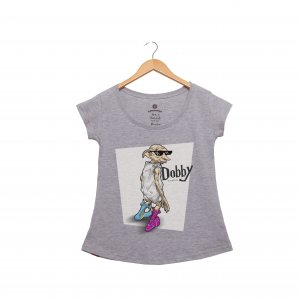 Camiseta Feminina - Dobby Is a Free Elf