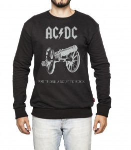 Moletom Unissex - ACDC