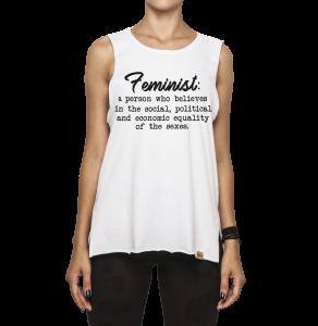 Regata Feminina - Feminist