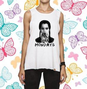 Regata Feminina - Mondays - Vandinha Addams