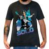 Camiseta Estonada Masculina - Han Solo