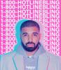 Camiseta Feminina - Drake 1-800 HOTLINEBLING