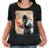 Camiseta Feminina Estonada - Daily Vader