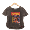 Camiseta Feminina Estonada - Pulp Fiction Poster