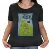 Camiseta Feminina Estonada - Raul Seixas