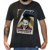 Camiseta Masculina Estonada - Coringa