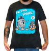 Camiseta Masculina Estonada - I`m Your Father!