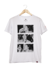 Camiseta Masculina - Mick Jagger Smoking 2