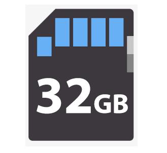 CARTÃO DE MEMÓRIA  32GB