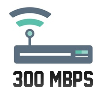 ROTEADOR 300MBPS