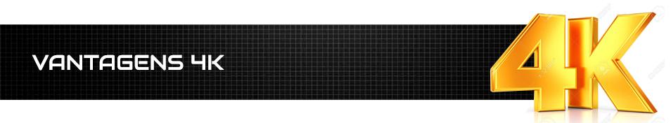 Vantagens do monitor 4k