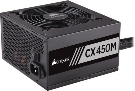 Fonte Atx 450W CX450M Semi-Modular 80Plus Bronze - CP-9020101-WW