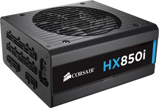 Fonte Corsair 850W HXI850 Modular 80 Plus Platinum CP-9020073-WW