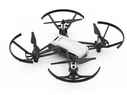 Drone Dji Tello Boost Combo Artic White + Radio Controle Gamesir t1d Bluetooth