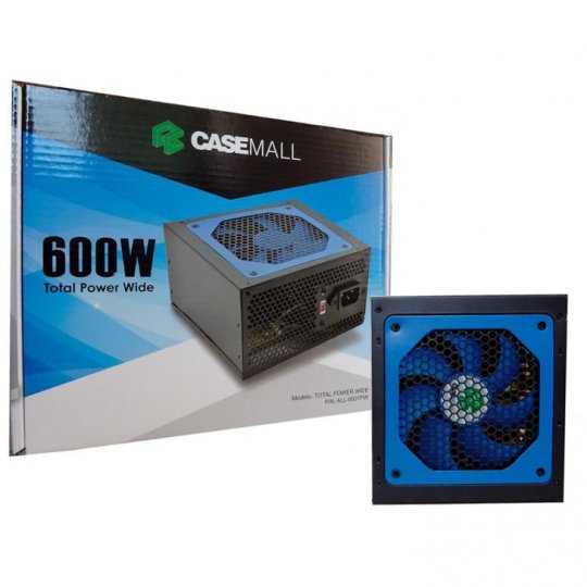 Fonte Casemall 600W ALL-600TPW