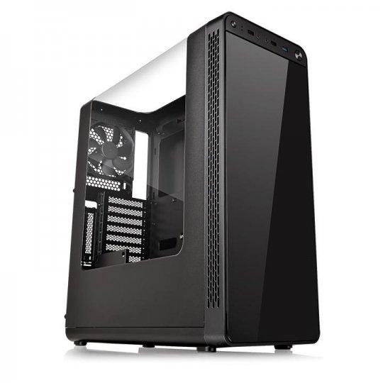 Gabinete Gamer ThermalTake VIEW 27 FAN LED Branco CA-1G7-00M1WN-WT