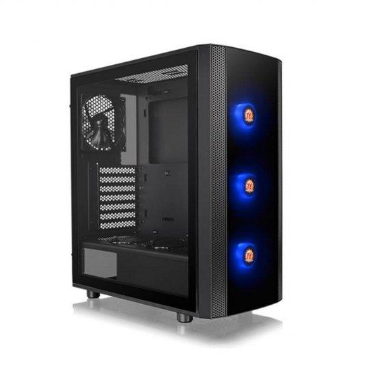 Gabinete Thermaltake Versa J25 TG RGB CA-1L8-00M1WN-01