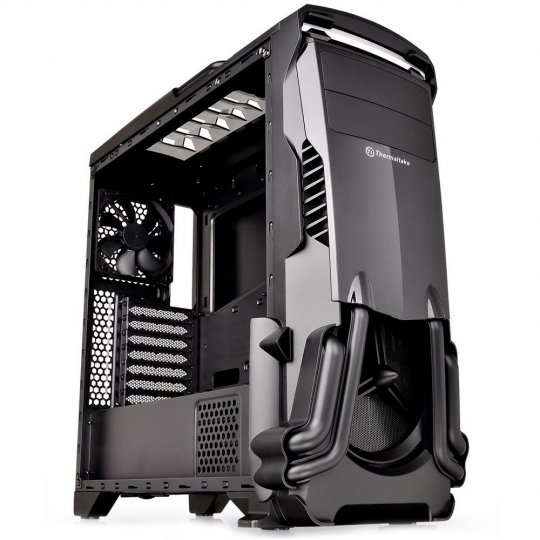 Gabinete Thermaltake Versa N24 Black Case Window CA-1G1-00M1WN-00