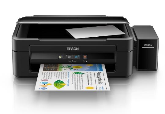 Impressora Jato de Tinta Multifuncional Ecotank Epson L380